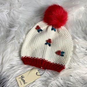 Christmas Bennie Hat